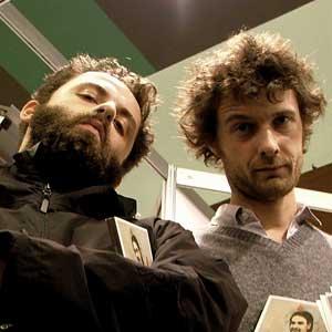 Vanni Santoni e Matteo Salimbeni