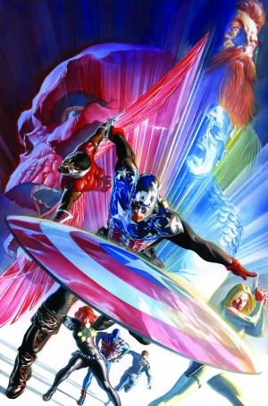 Marvel - La seconda Guerra Mondiale