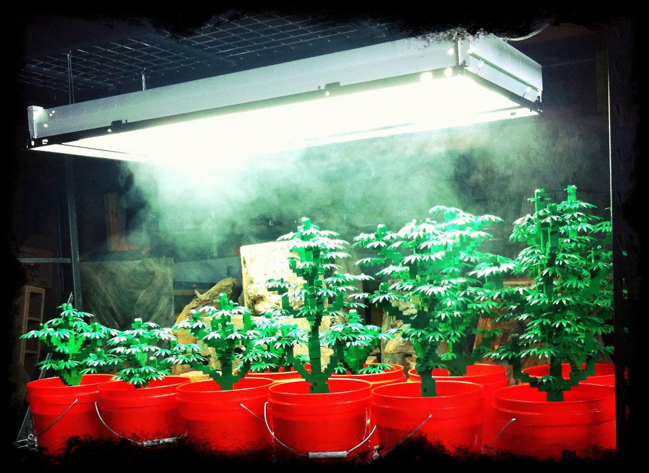 Legolize it! - Cannabis in Legoland