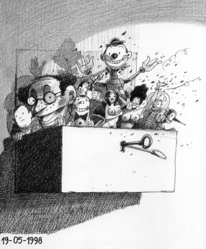 Illustrazioni di Mauro Cicarè
