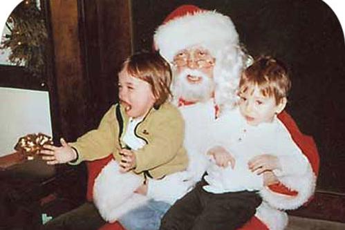 stupid santa