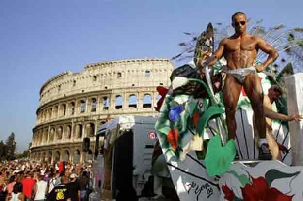 sabato gay roma