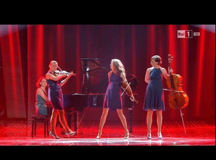 6 quartet qualcosa