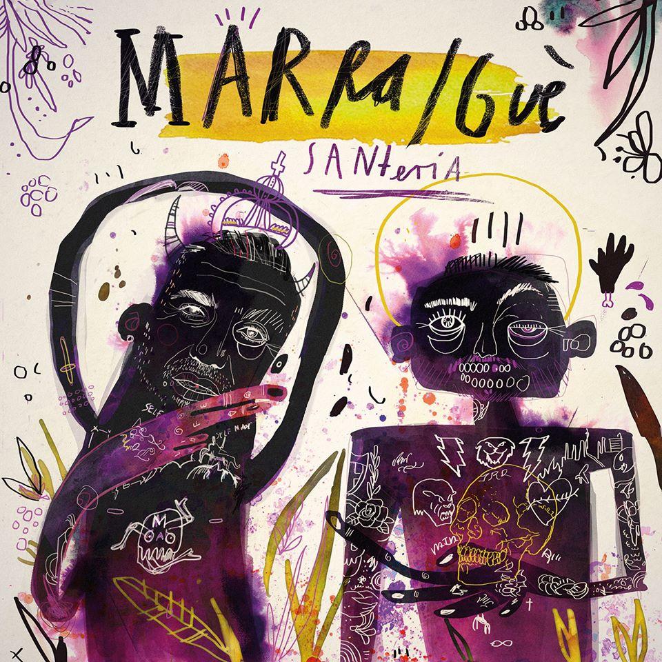 marra-gue-santeria-album-cover