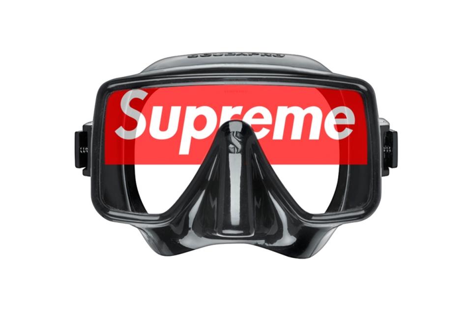 Maschera da Sub