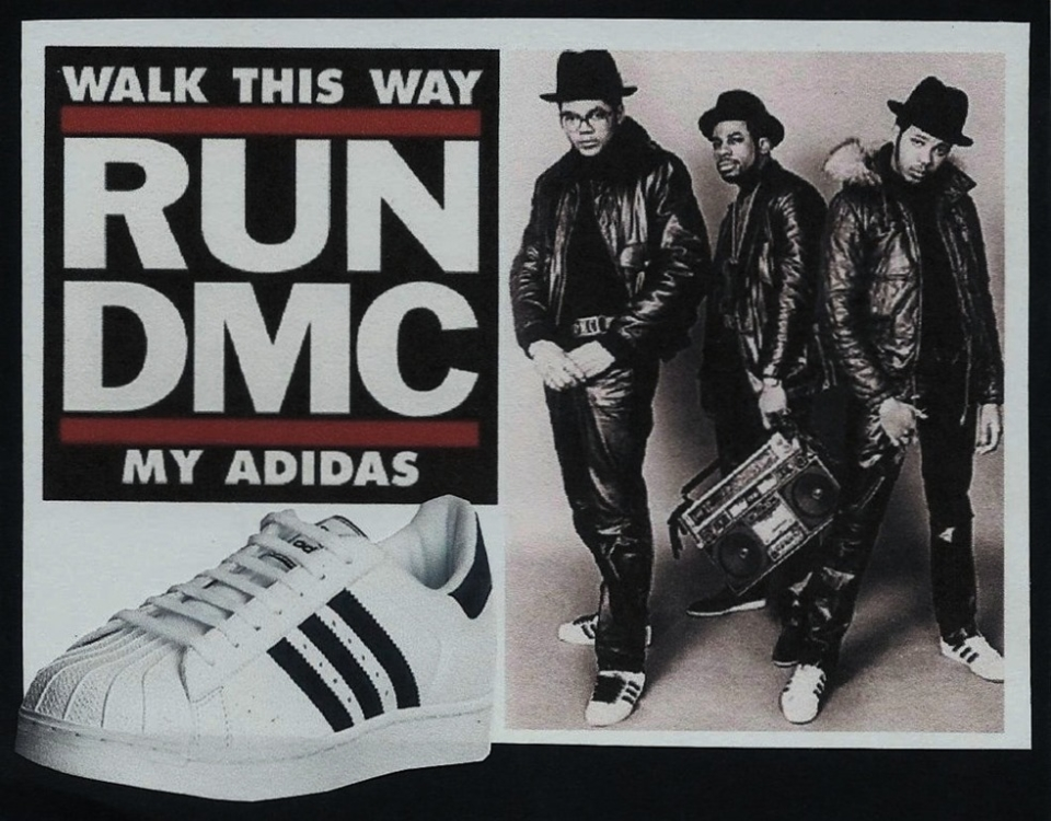 run dmc my adidas