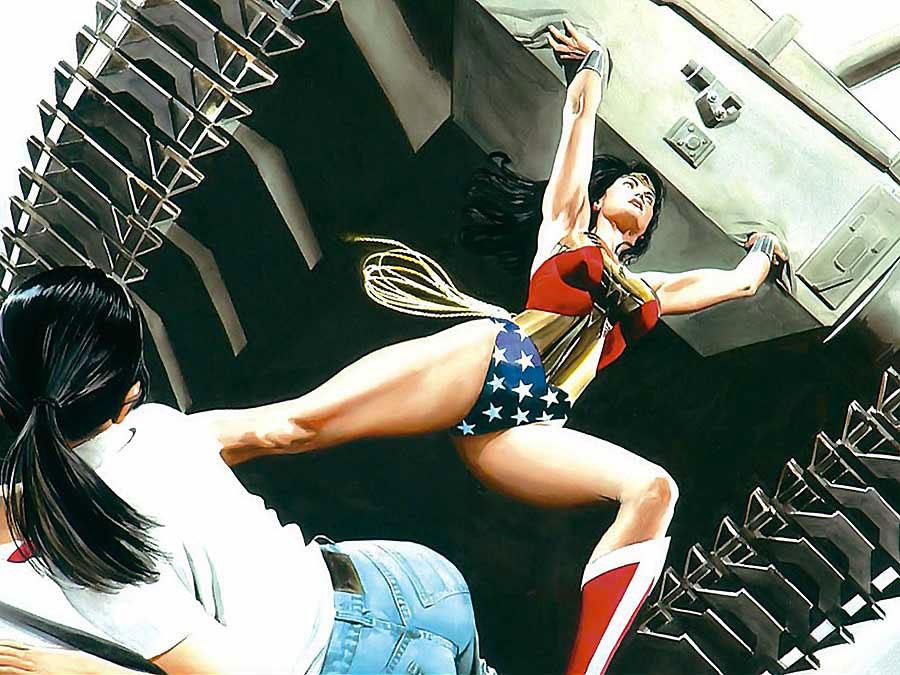 Wonder Woman Perché Le Donne Sono Di Un Altro Pianeta Stories
