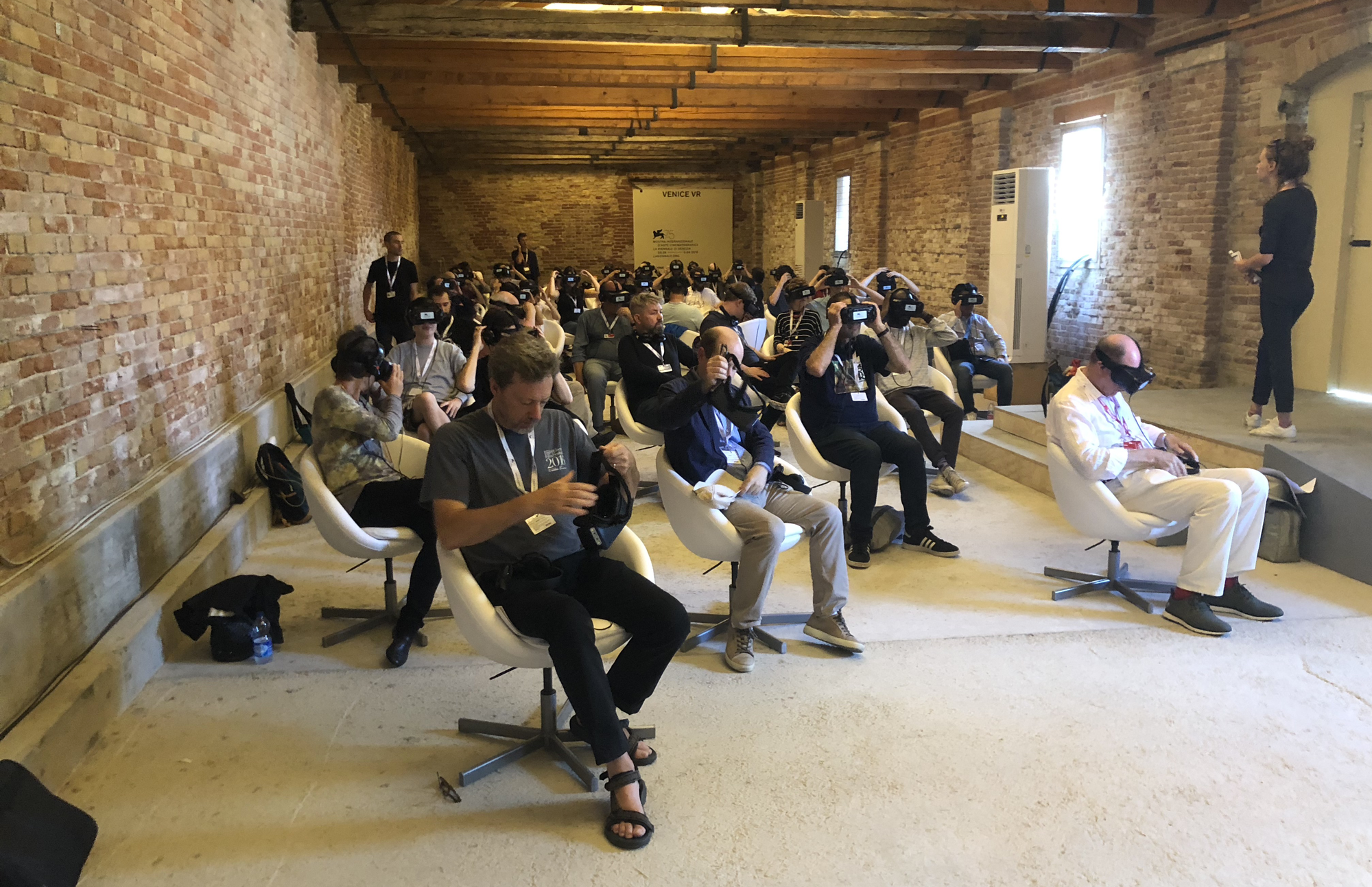Venice VR - La seconda edizione banner