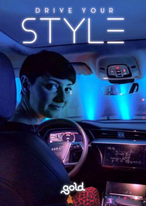 Cortometraggio pubblicitario realizzato per Audi in occasione del Bright Festival