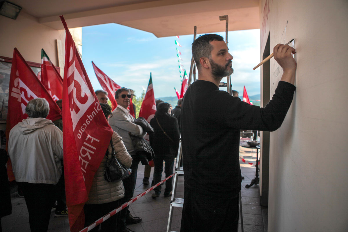 Firenze 2.0:  Manfredi Lucibello banner