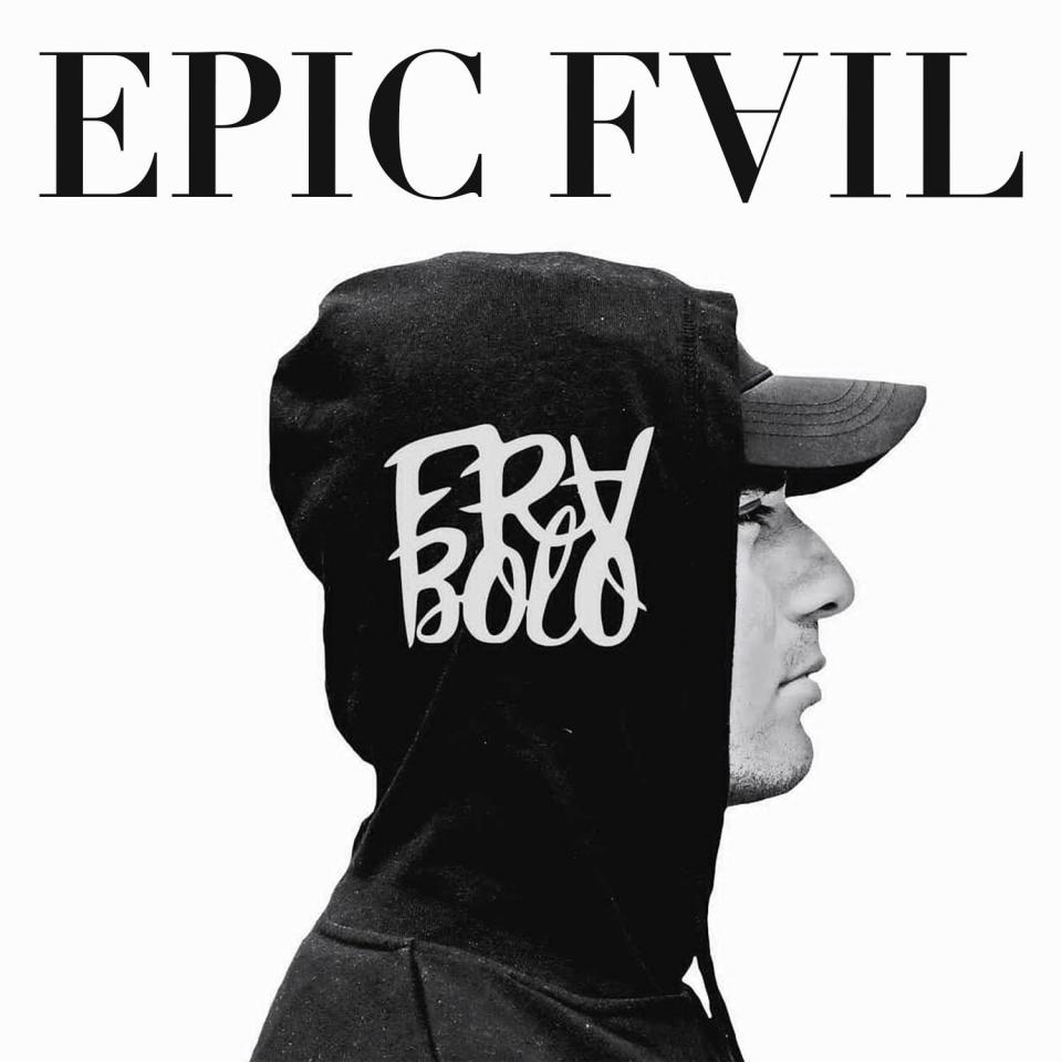 Frabolo - Epic Fail Cover