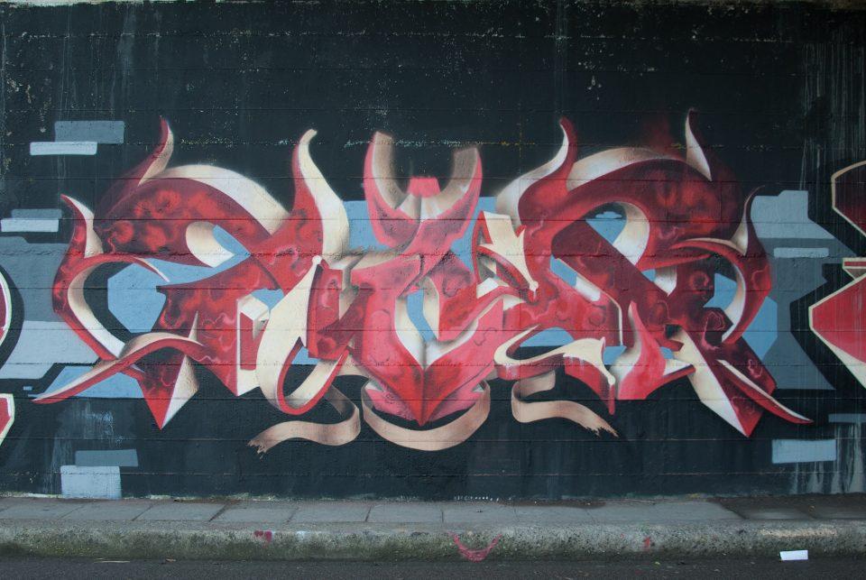 Amyk Graffiti