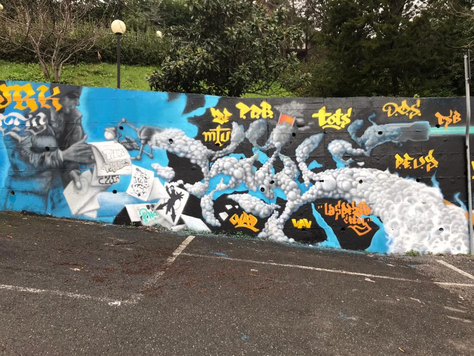 SirTwo Graffiti