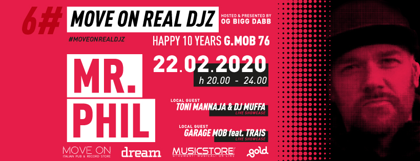 Move On Real Djz Mr. Phil