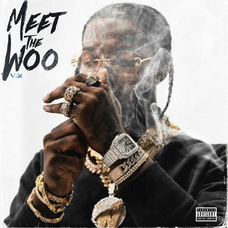 Pop Smoke - Meet The Woo 2 Cover
