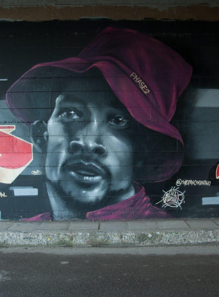 StenTwo Graffiti