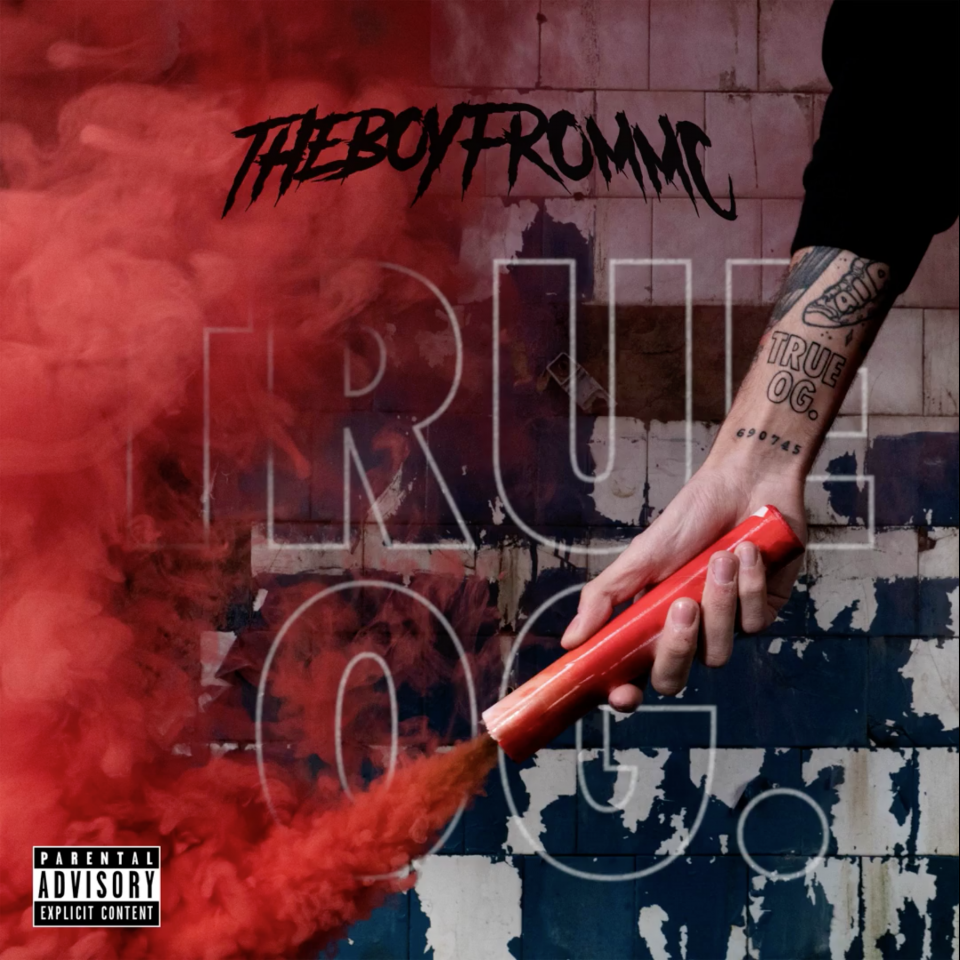 TheboyfromMc - True Og Cover