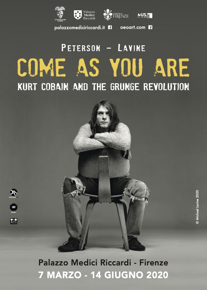 Peterson – Lavine. Come as you are: Kurt Cobain and the Grunge Revolution