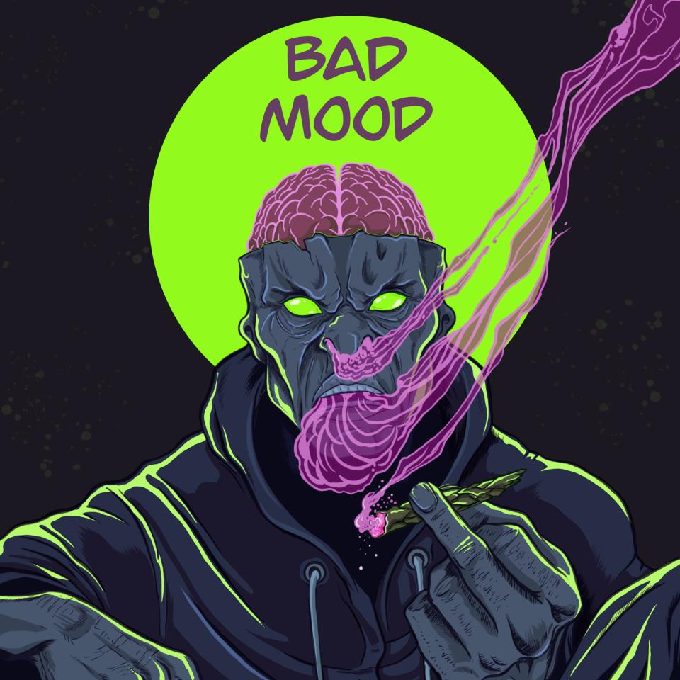 Wakuumawar - Bad Mood Cover