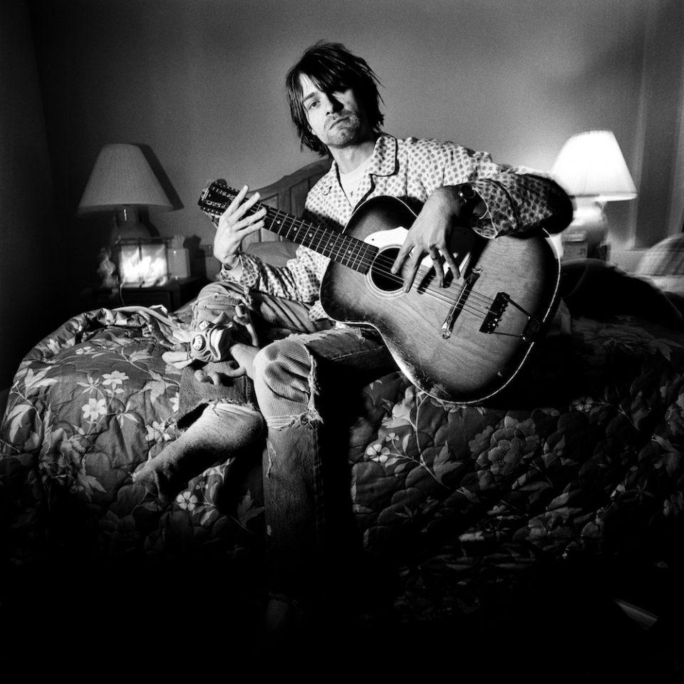 Kurt Cobain Charles Peterson 2020