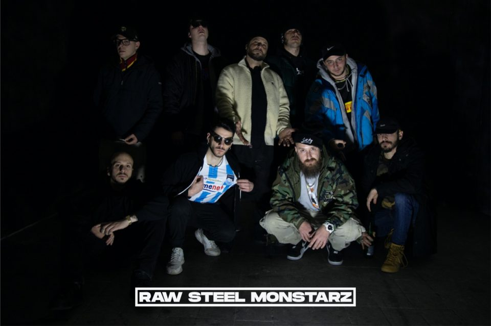 Raw Steel Monstarz