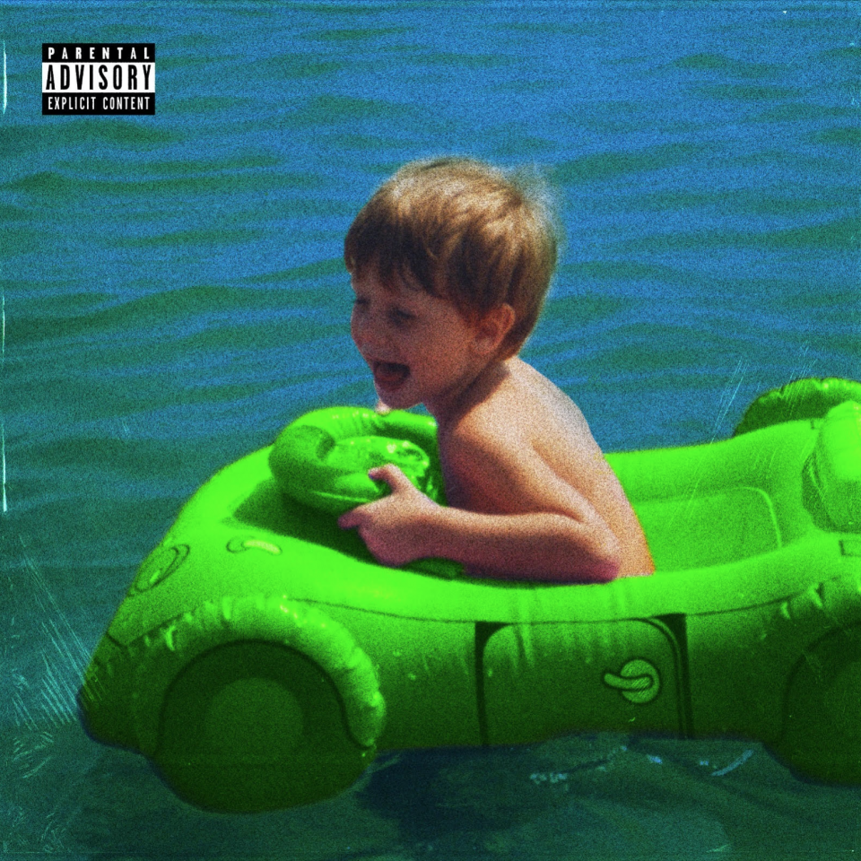 The Radiant Child - Oceano Fluo EP