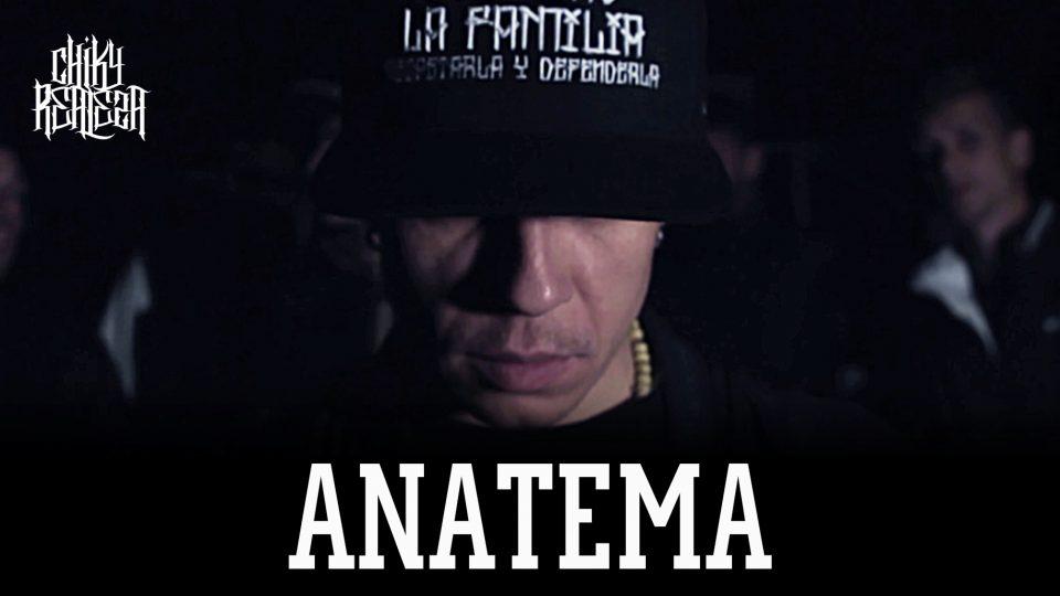 Anatema- singolo 2018