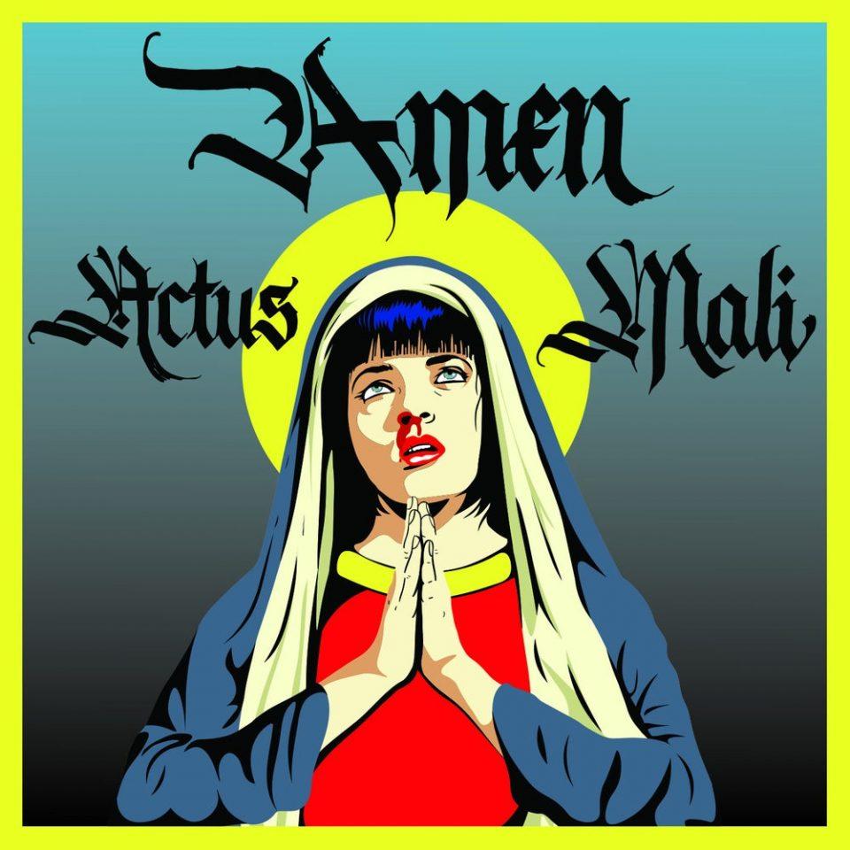 Actus Mali - Amen Cover
