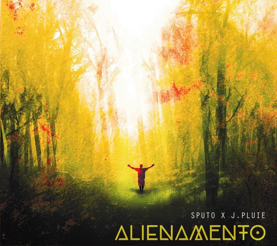 Sputo - Alienamento Cover