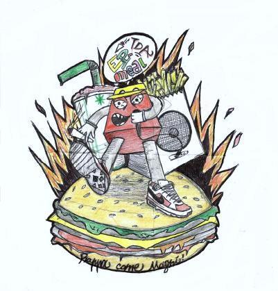 Sputo - EP-Meal Cover