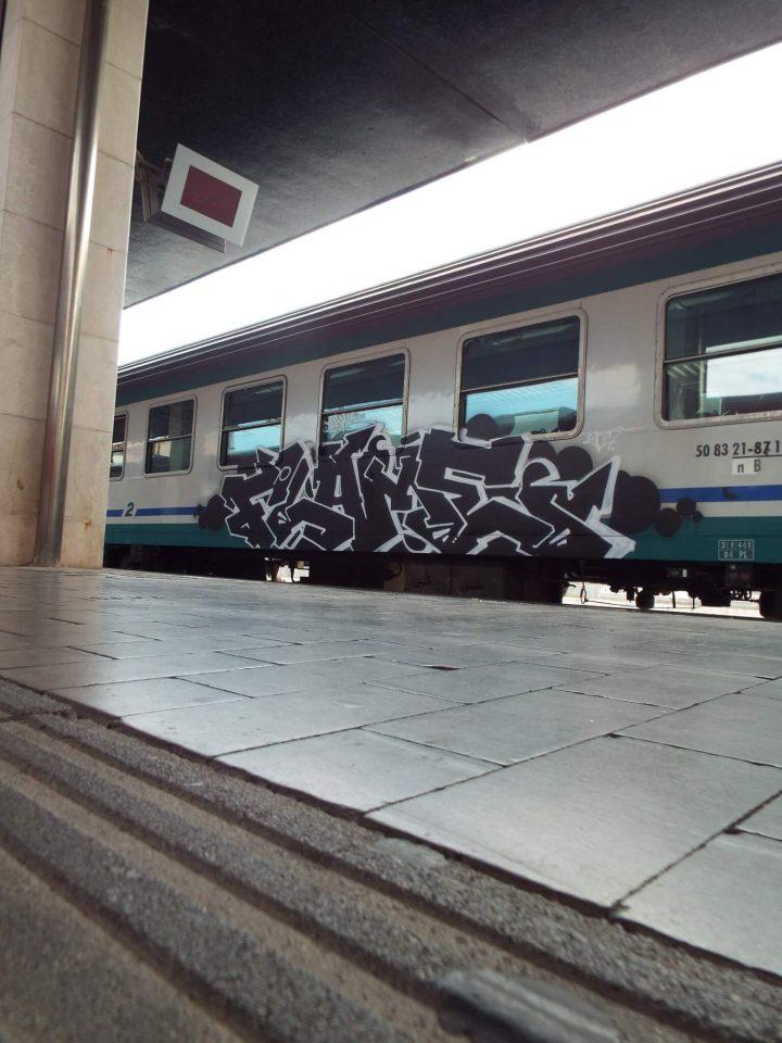 Flame Graffiti