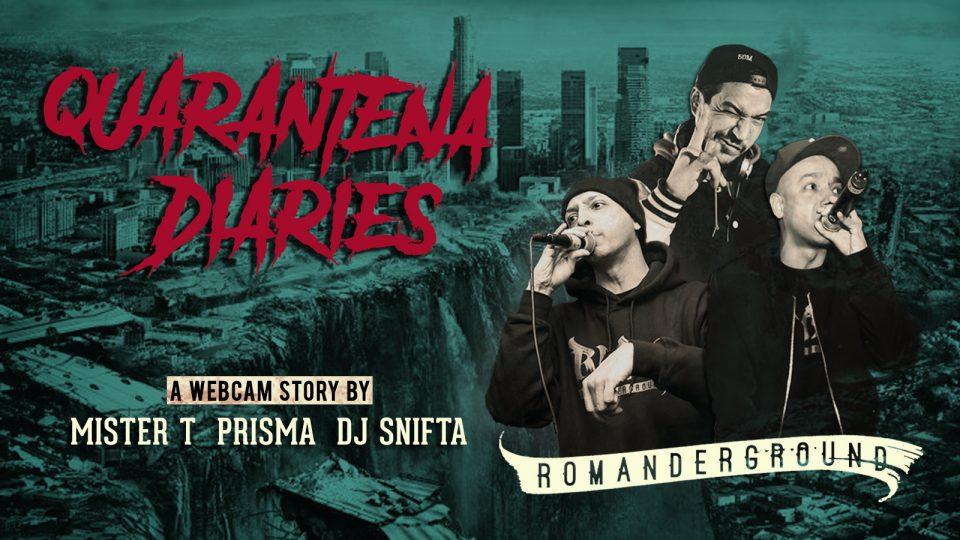 Quarantena Diaries - Romanderground
