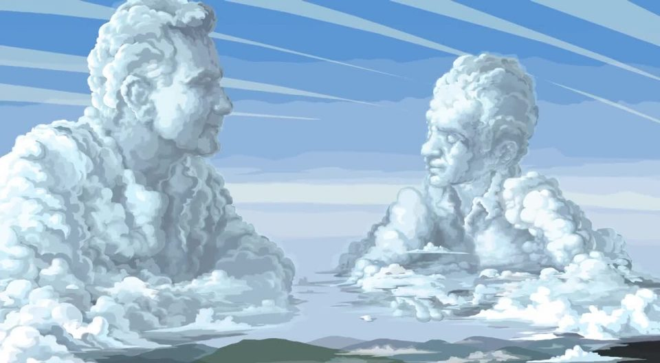 Waking life: The Clouds