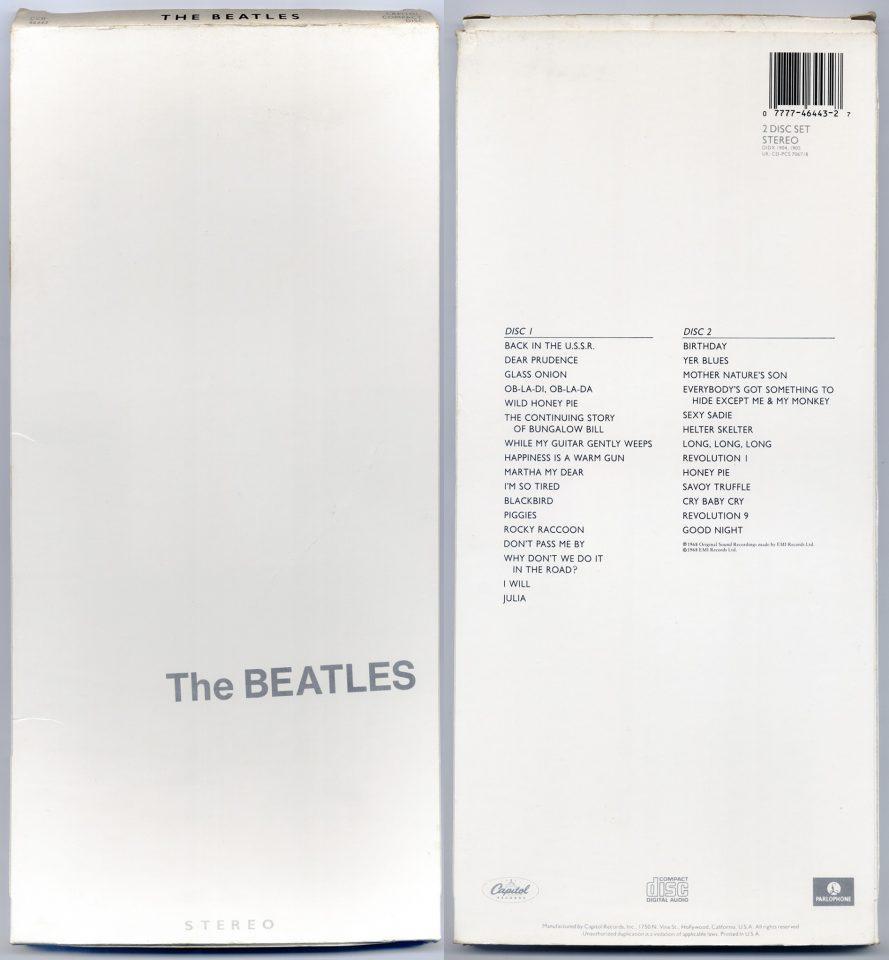 Beatles - White Album