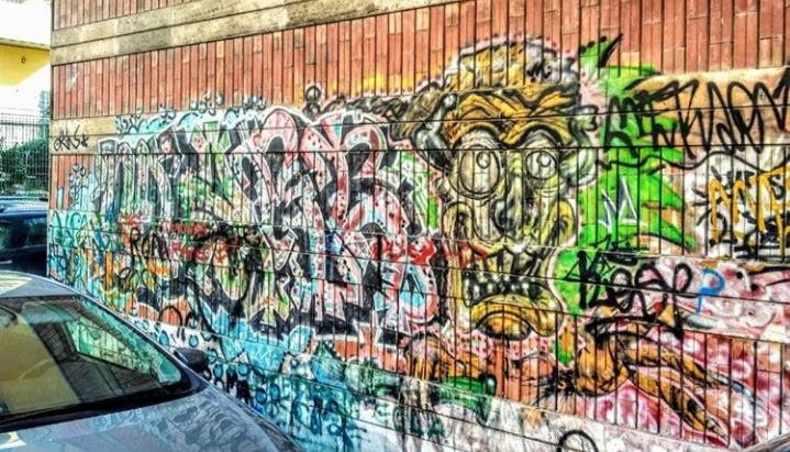 Merlo Graffiti