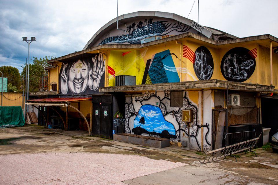 Casa-del-popolo-Peretola_Firenze-street-art_Gold