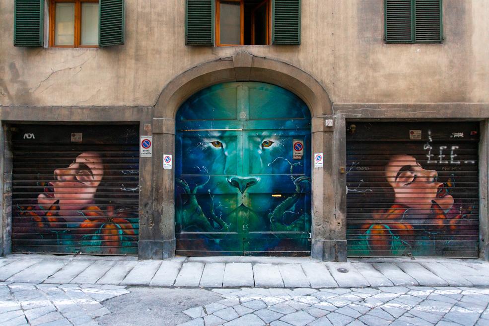 Firenze Street Art: il sito è online! banner
