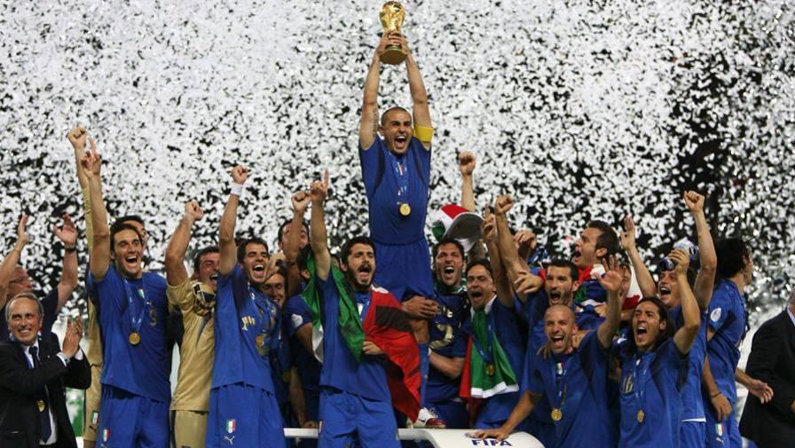 La leva calcistica: Nazionale Italia - Germania 2006