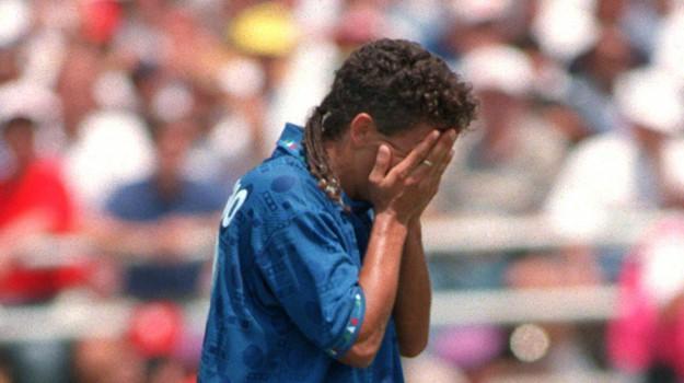 La leva calcistica: Roberto Baggio - USA 1994