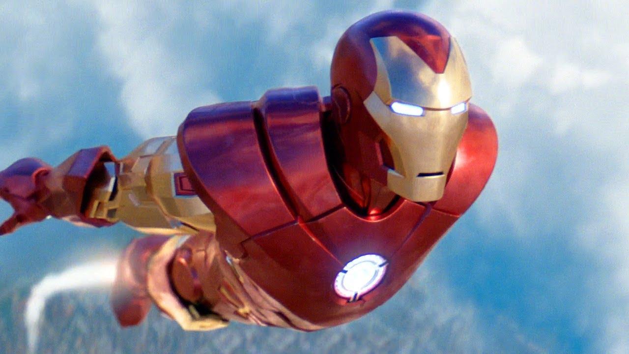 Iron Man VR banner