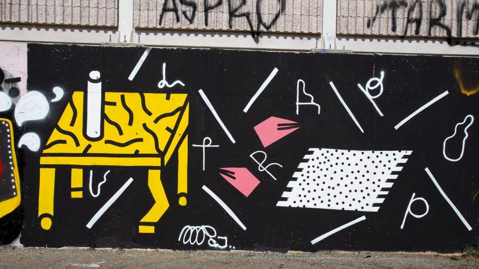 Bestiario Graff Jam
