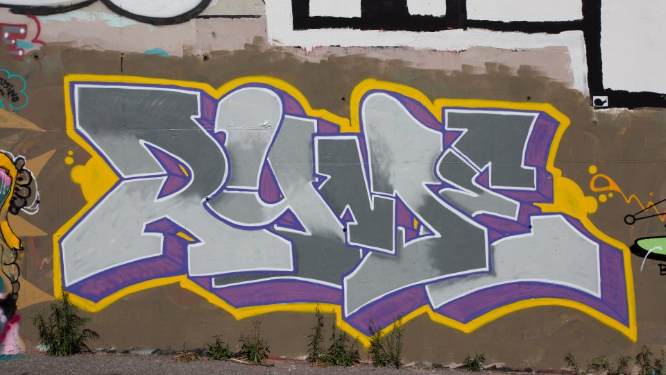 Ryme Graffiti