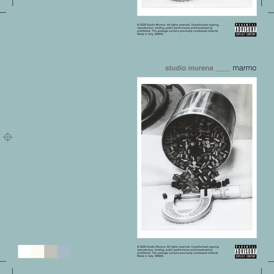 Studio Murena - Marmo Cover