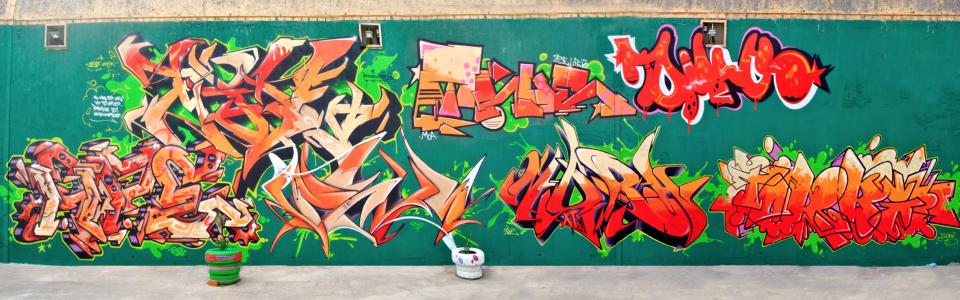 Apricena-Hip_Hop-Culture-Wall-2