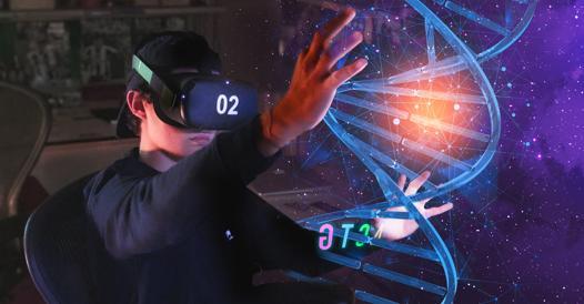 La didattica a distanza e la realtà virtuale banner