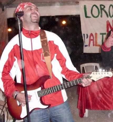 Zatarra on stage