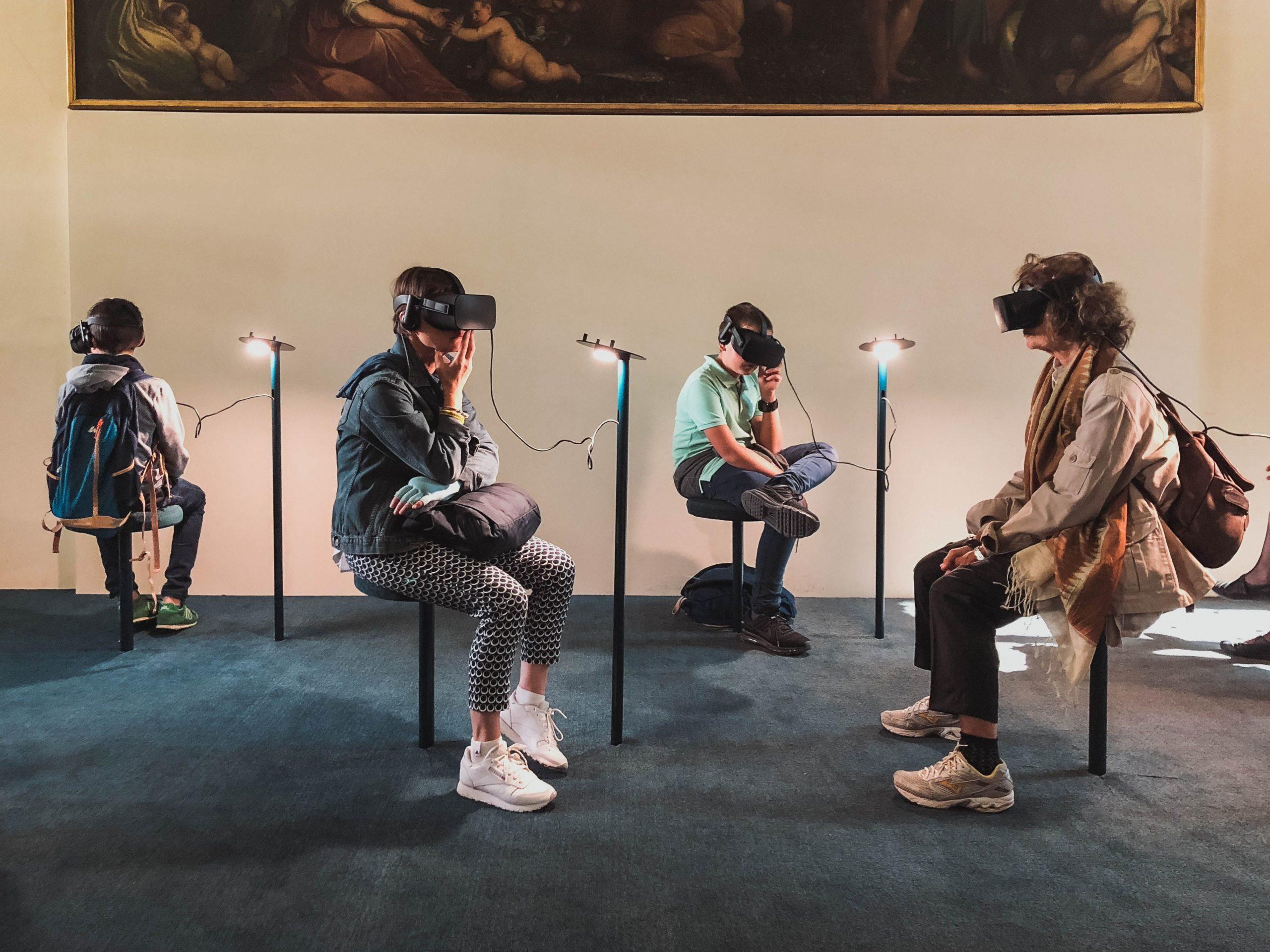 Le barriere che la VR abbatte: cultura e distanziamento sociale banner