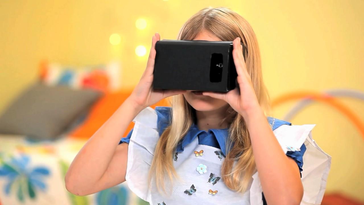 Un incontro con Alice in VR: presto possibile! banner