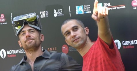 Elio Germano e Omar Rashid - Pirandello VR