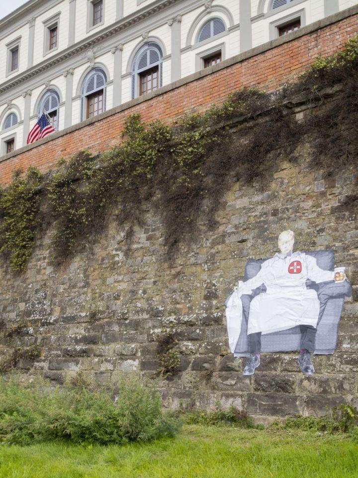 noone-streetart-italia-firenze-Trump-goldworld
